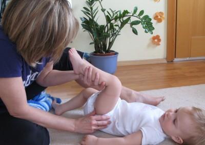 Frank-Pálfi-Tímea Dorn-tanfolyam babák kezelése