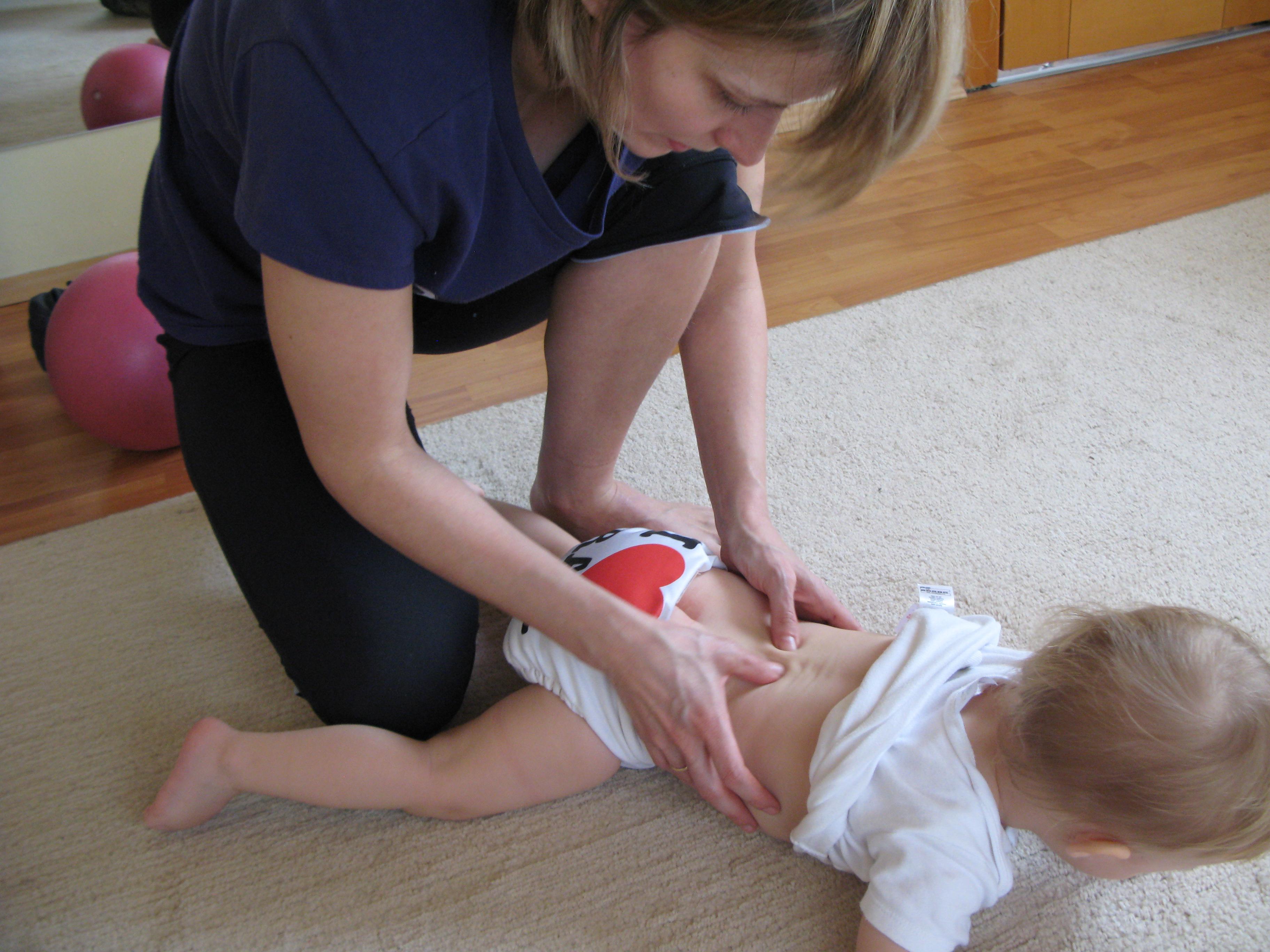 Frank Pálfi Tímea Dorn tanfolyam babák kezelése 4